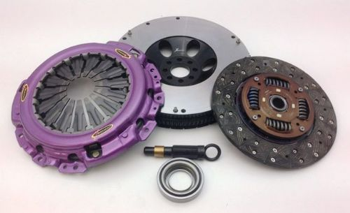 Nissan 350z VQ35DE Xtreme Clutch Single Organic Kit inc SMF  KNI25525-1A